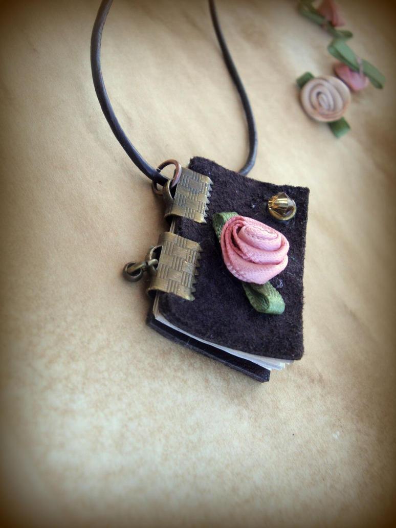 Rose Journal by DrywKapnobatis