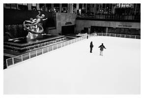 ice.. skating? by carvinganish
