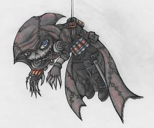 Chibi Scarecrow by Drasamax