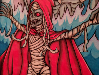 Mumm-ra the Everliving by Drasamax