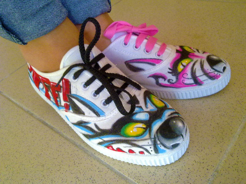 Sharpie Shoes For Sale