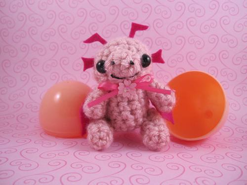 Amigurumi Dragon Egg : Amigurumi Dragon in Easter Egg by misfitcreatures on ...