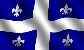 The Flag of Quebec by aillin1