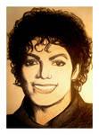 Sketch of Michael Jackson- RIP