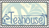 [stamp] Teahouse by mazzaful