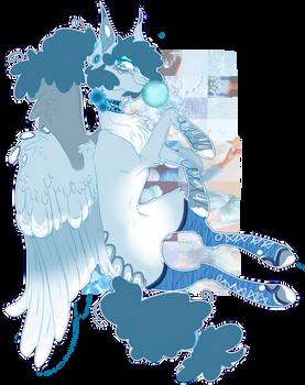 .:Adopt:. Blue Beauty OPEN