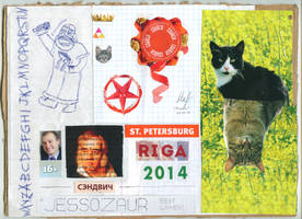 Postcard by fureon