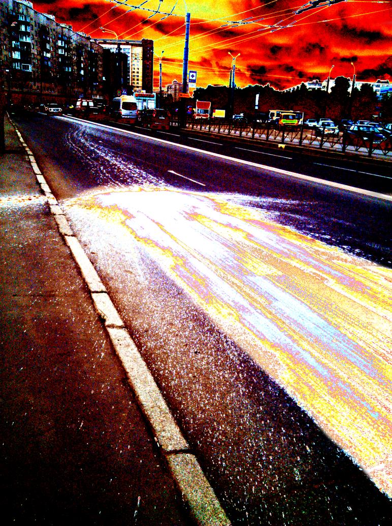 Laser Beam by fureon