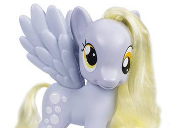 Derpy toy real by malerfique
