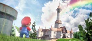 Mario by Vanceslaski