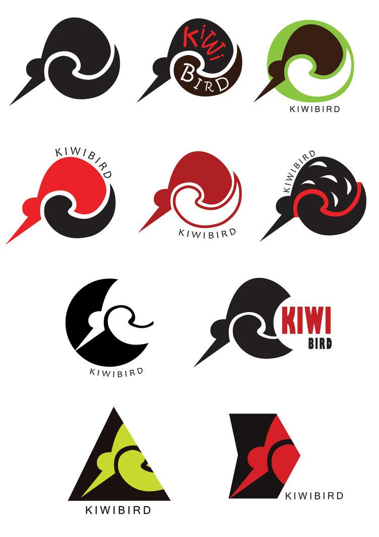 Kiwi Bird Logo Design