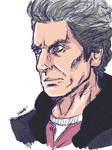 12th Doctor Doodle