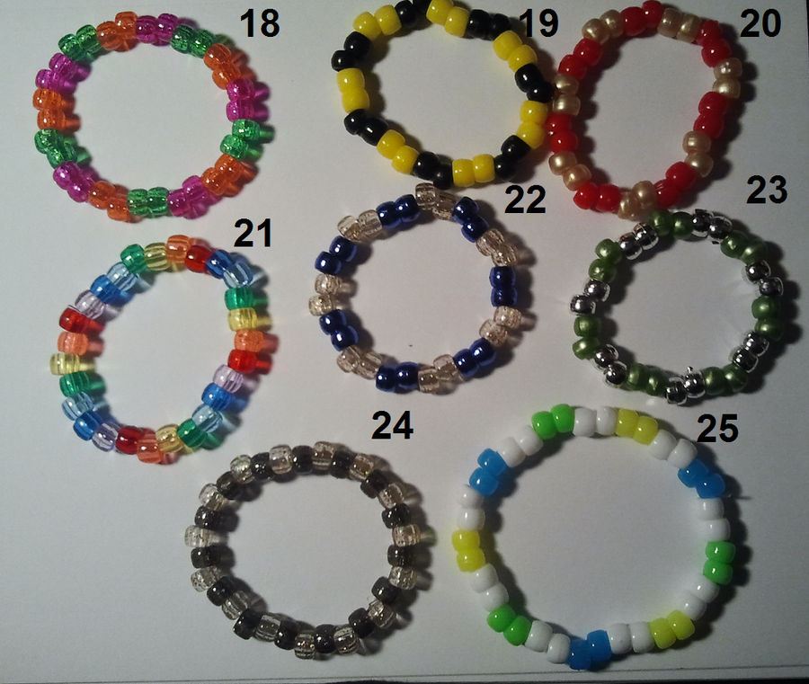 Kandi 18-25 for sale/trade by anne-t-cats