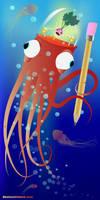 turnip powered octopus squid