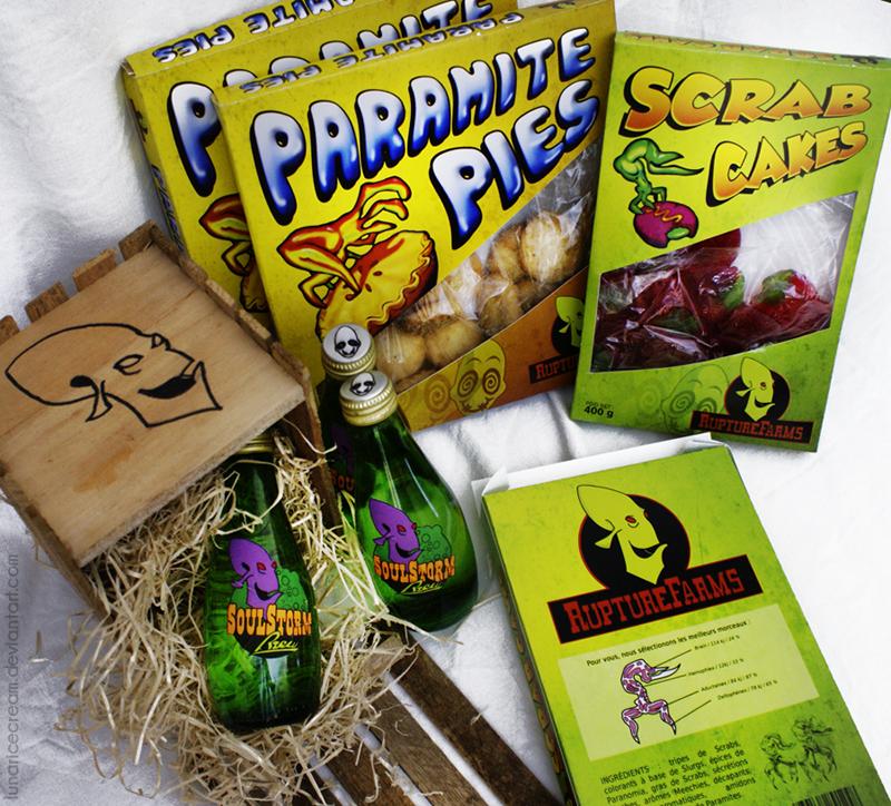 Oddworld Products : MMMmmm... So tasty... by LunarIceCream