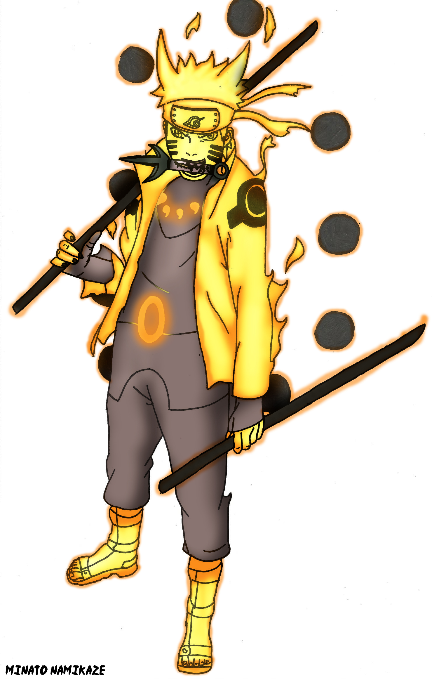 Naruto Sage Of The Six Paths [Miscellaneous]...