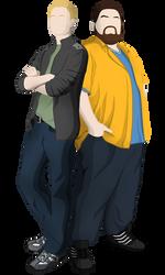 Hakahori and Yuriam - Vexel