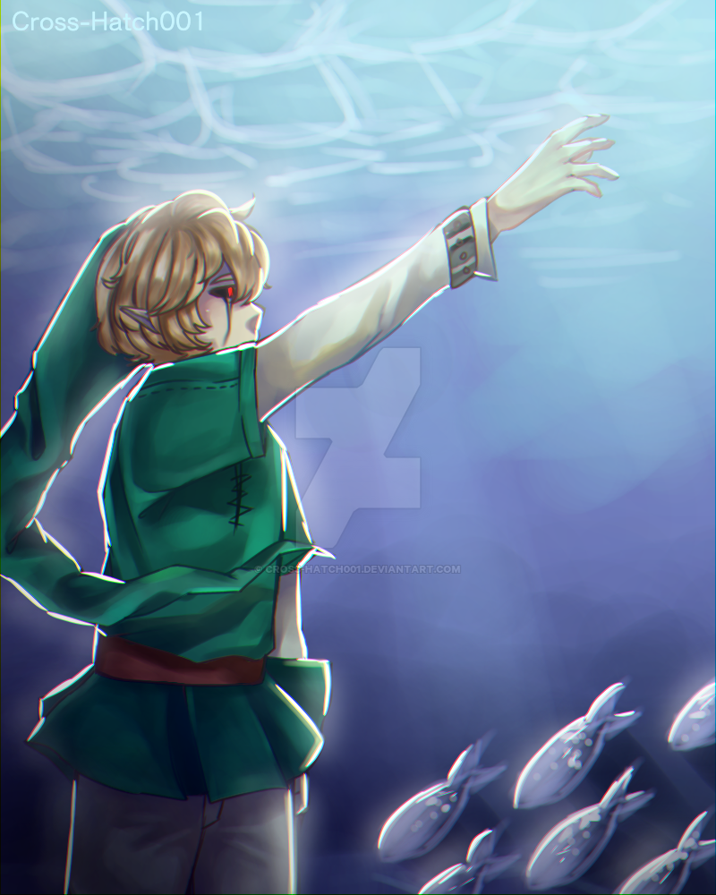 |Ben Drowned| Beyond the sun by Cross-Hatch001