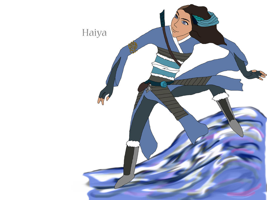 Haiya by Fredalice