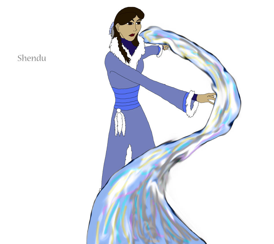 Shendu by Fredalice