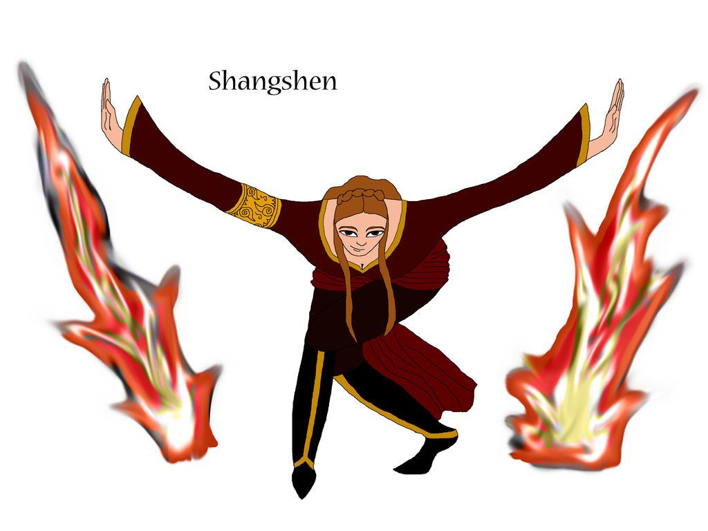 Shangshen by Fredalice
