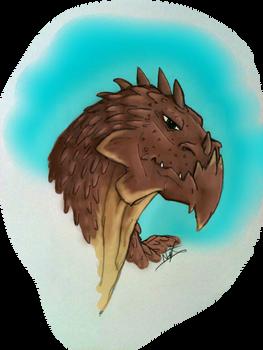 Queen Dragon Dromoka