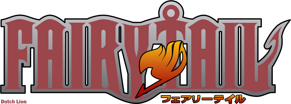 Fairy Tail Logo by DutchLion