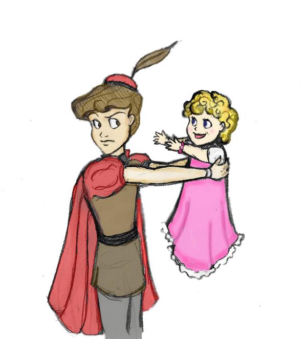 Prince Phillip and Aurora by eclipse88 on DeviantArt