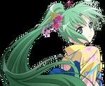 Mion Sonozaki Kimono Vector