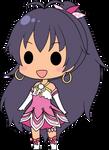 Chibi Hibiki Ganaha