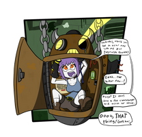 I'm Going In by Luney-Lunic