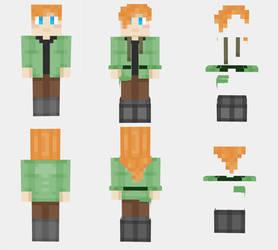 Anyelo87 (Minecraft Skin Edit Request)