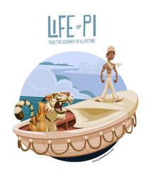 Life of Pi Fan Art
