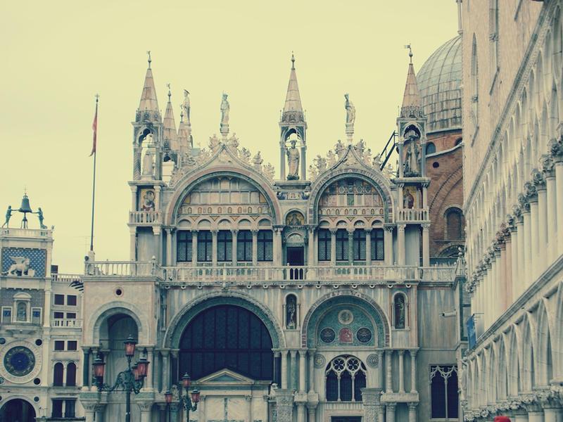 Venice in 2012 by simonamoon