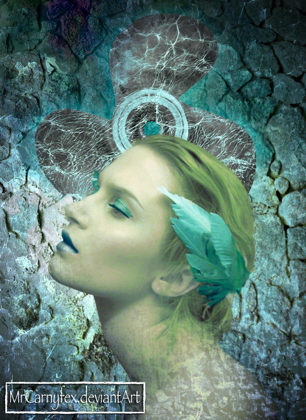 Deep Sea Siren by MrCarnyfex