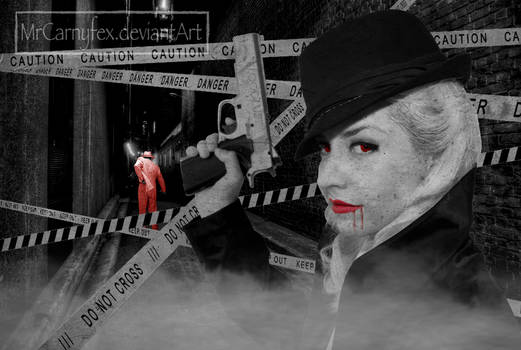 Tris: Vampire Detective