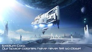 #3 Space Colonies