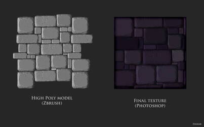 Dungeon Wall texture 01