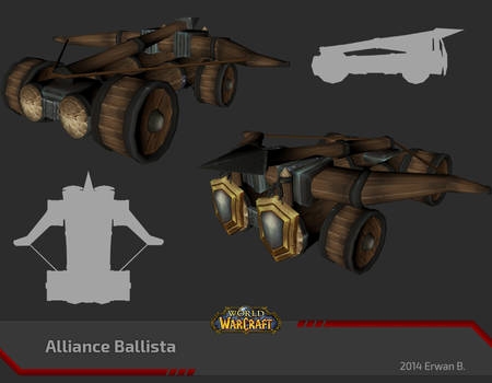 Alliance Ballista (World of Warcraft)