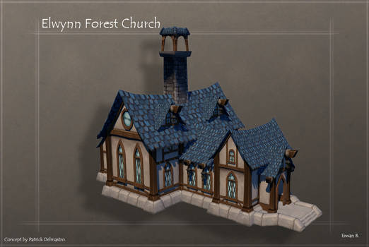 Elwynn Forest Church