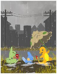 Rainy Day by Fenryk