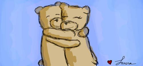 BearHug by wolviechick121