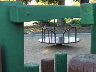 Playground Turntable by wolviechick121
