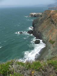 Marin Coastline by wolviechick121