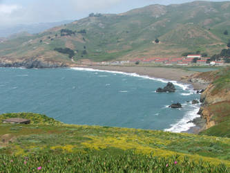 Marin Inlet by wolviechick121