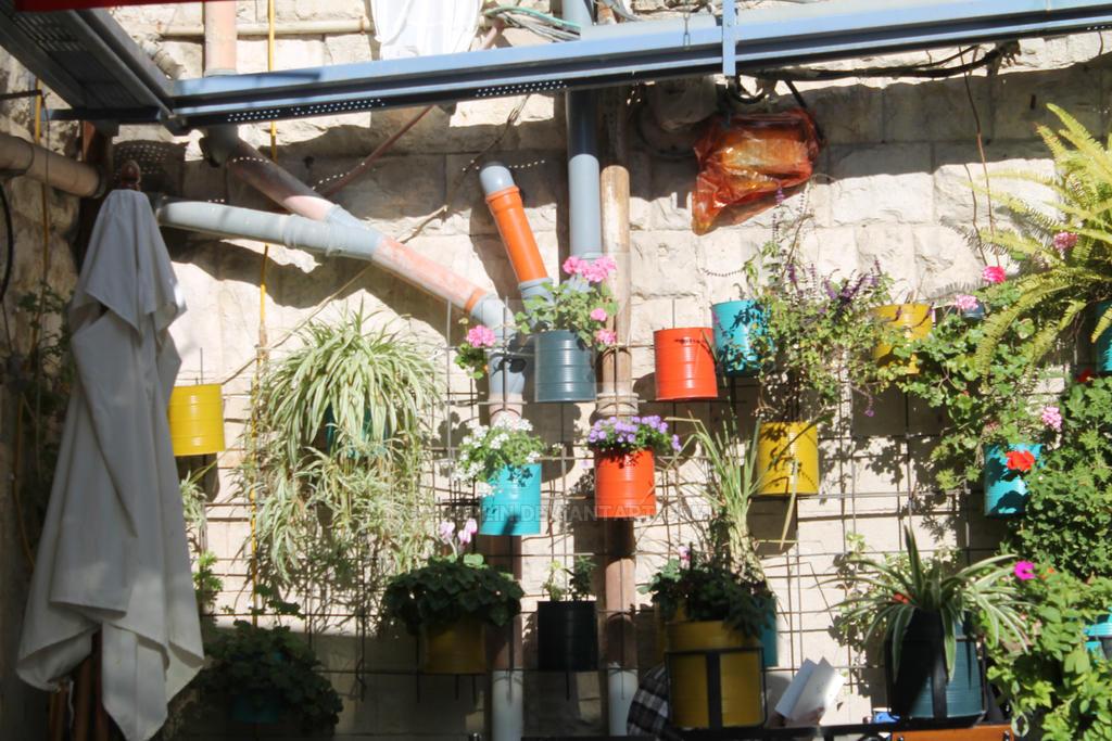 jerusalem street by YJoplin
