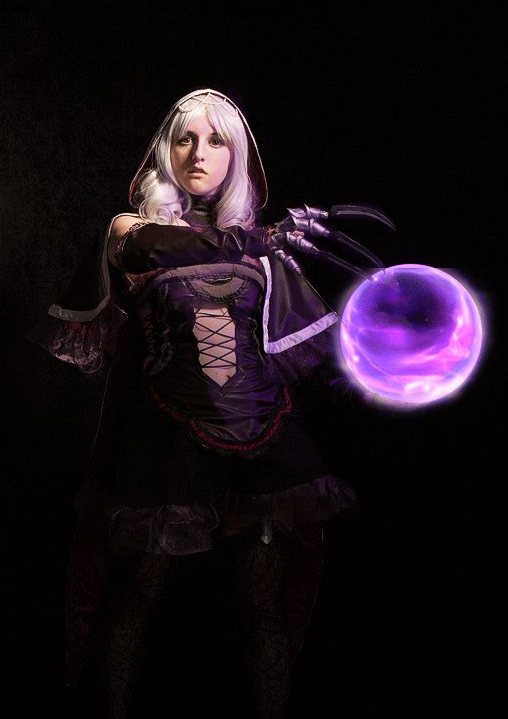 Viola Soul Calibur Wallpaper