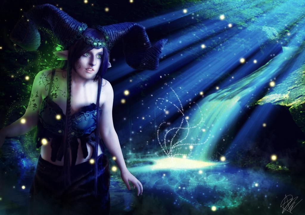 Faun by iNathy