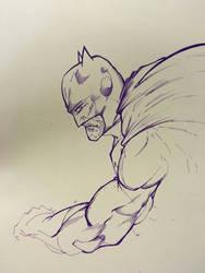 Purple Batman