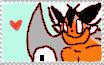 Hazard Stamp by Inskaia